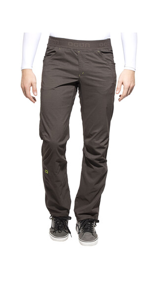 Ocun Mánia Pant Men Dark Brown